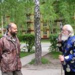 На Морском проспекте с Владимиром Филипповым