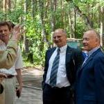 ЛШЮП 2009. Встреча с председателем СО РАН академиком А.Л. Асеевым