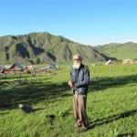 В окрестностях Усть-Кана