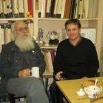 С Юрием Черным за чаем в ОНТИ